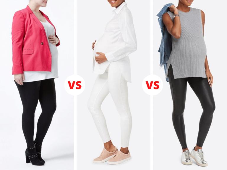 Top 5 Spanx Maternity Shapewear & Leggings Reviewed
