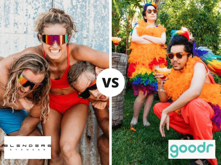 Blenders Eyewear vs. Goodr: Which Sunglass Brand is Better?