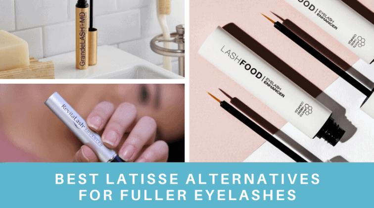 Best Latisse Alternatives